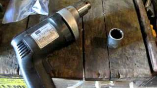 The Poor Man's Electric Starter: The Drill Method (How to)