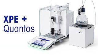 Smart standard solutions preparation: analytical balance + Quantos