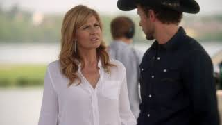 Rayna Jaymes and Luke Wheeler Car Commercial