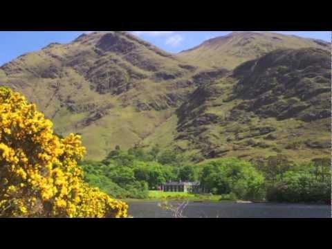 Delphi Lodge - Country House Connemara Ireland.mov