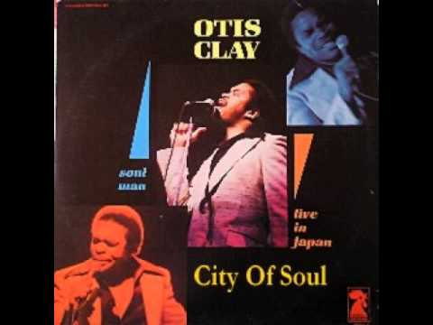 Otis Clay - Love And Happiness/Soul Man (Live In Tokyo 1985)