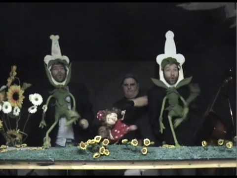 Les Sucettes de Serge Gainsbourg en marionnette!