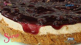 Sarap Diva: No-Bake Queso de Bola Cheesecake by Paolo Ballesteros