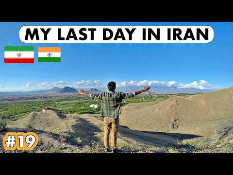 MY LAST DAY IN IRAN!!!