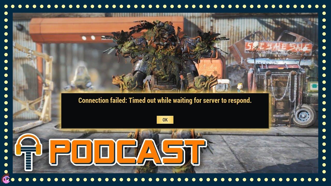TripleJump Podcast #52: Fallout 76 - Players Crash Servers To Duplicate Rare Armour?