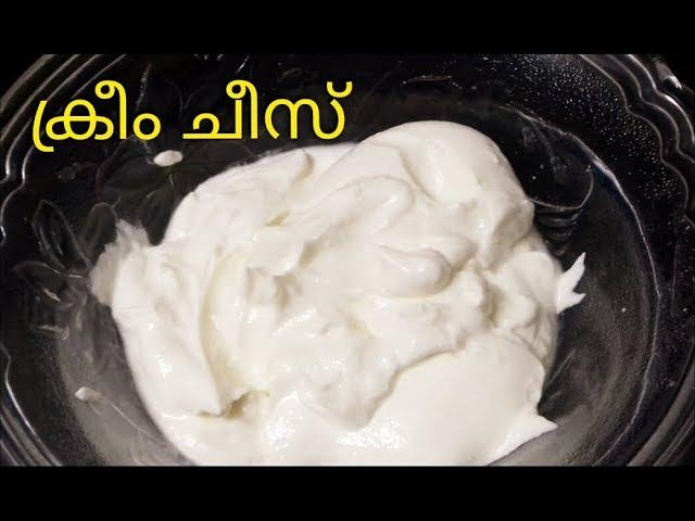 Cream cheese /ക്രീം ചീസ് വളരെ എളുപ്പത്തിൽ വീട്ടിൽ ഉണ്ടാക്കാം / No. 102