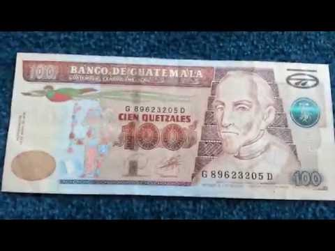 Currency Special part 17: Guatemala Quetzales