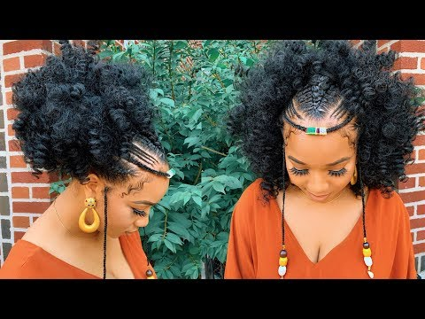 quick-&-easy-festival-hairstyle!-(ethiopian-hair-inspired)