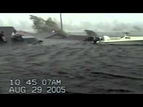 Hurricane Katrina Caught on Camera Intro