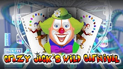 Crazy Jack Carnival - Slot Game - CasinoWebScripts