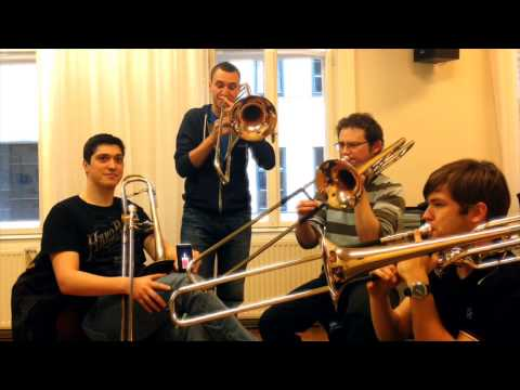Happy Birthday Trombone Attraction