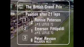 F1 1973 British GP HighLights