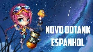 NOVO DDTANK MOBILE ESPANHOL DONWLOAD