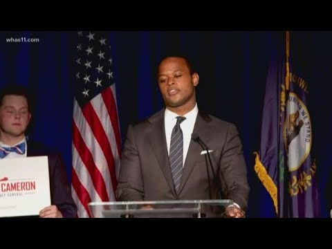 Daniel Cameron becomes Kentucky's first African American attorney ...