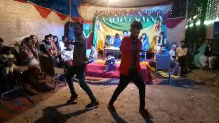 Dance new style song mixing Ranjha lucky star group