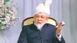 Jokes tells by Man of God Hazrat Mirza Tahir Ahmad(rah) #1