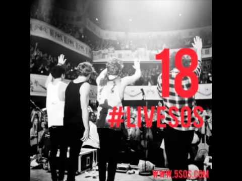 18 #LIVESOS - 5sos