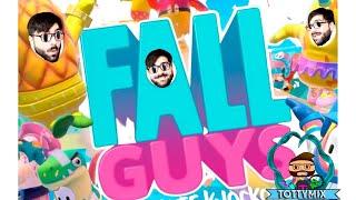 PRIMERA PARTIDA DE FALL GUYS