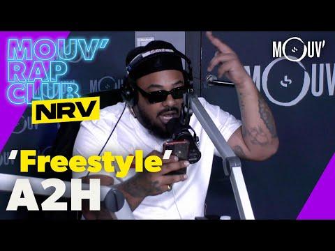 Youtube: A2H: Freestyles | Mouv' Rap Club NRV