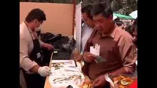Боливия: мясо ящериц и лама на гриле (новости)