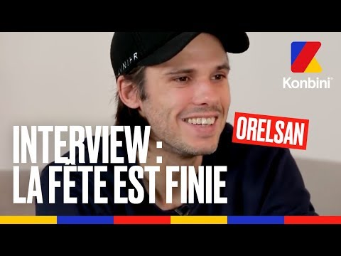 Interview - Orelsan