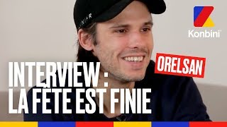 Interview - Orelsan