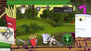 Classic Capture - Aqua Teen Hunger Force Zombie Ninja Pro-Am (PS2)