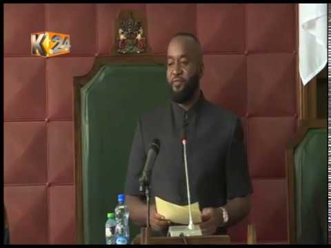 Mombasa Governor Ali Joho vows to fight land injustice in the County
