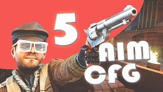 5 AIM CFG FOR CSGO 2017-2018