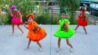 รอสายคนโสด Cover Dance by KRPC Junior.