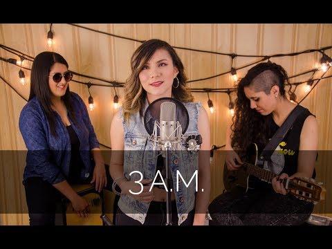 3 A.M. - Jesse & Joy y Gente de Zona | Gret Rocha Cover