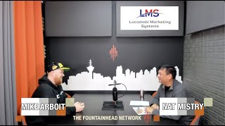 The Fountainhead Network Presents PoCommunity Episode 42: Nat Mistry from Locamobi Marketing Systems