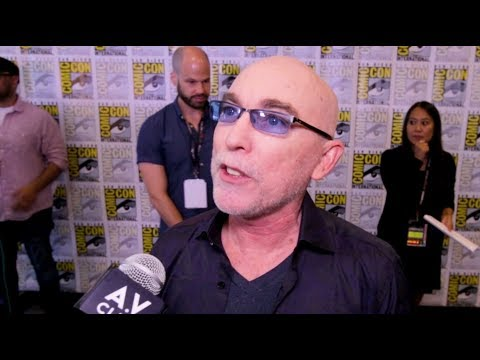 From Watchmen to The Tick, Jackie Earle Haley discusses superhero commentary