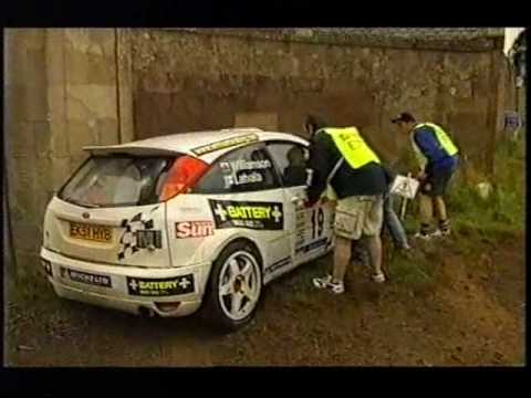 Jim Clark Rally 2003 - Infamous Corner