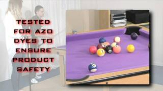 Www.madfun.co.uk - 5ft / 6ft Folding Pool Table Bce Cp-5ag And Cp-6ag