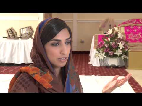 Sikhs One Year Later: Valarie Kaur Extended Interview - YouTube