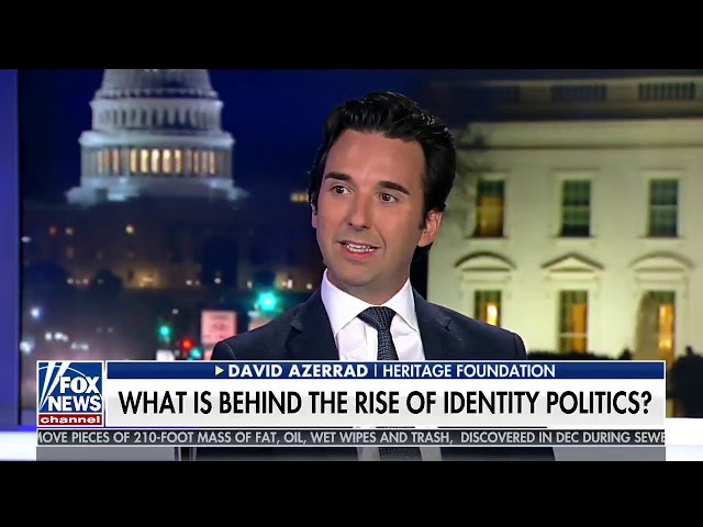 David Azerrad: Diversity is not a Strength in Politics - A Strength in Politics is Unity