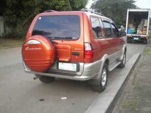 2002 Isuzu Crosswind Xuv For Sale Youtube