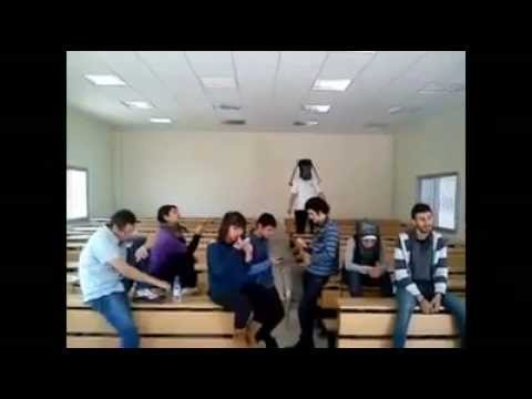 Harlem Shake - Faculty of Tourism Version 1