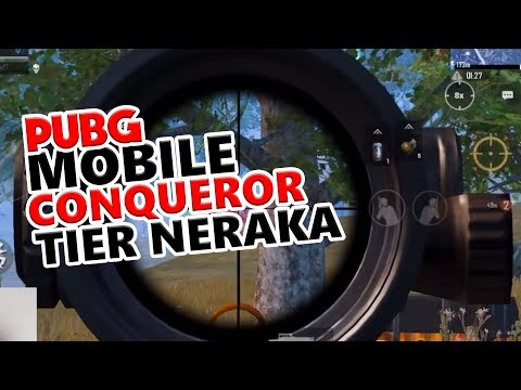 ACE CONQUEROR TIER NERAKA - PUBG MOBILE INDONESIA
