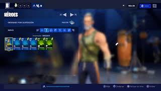 Fortnite salvar el mundo