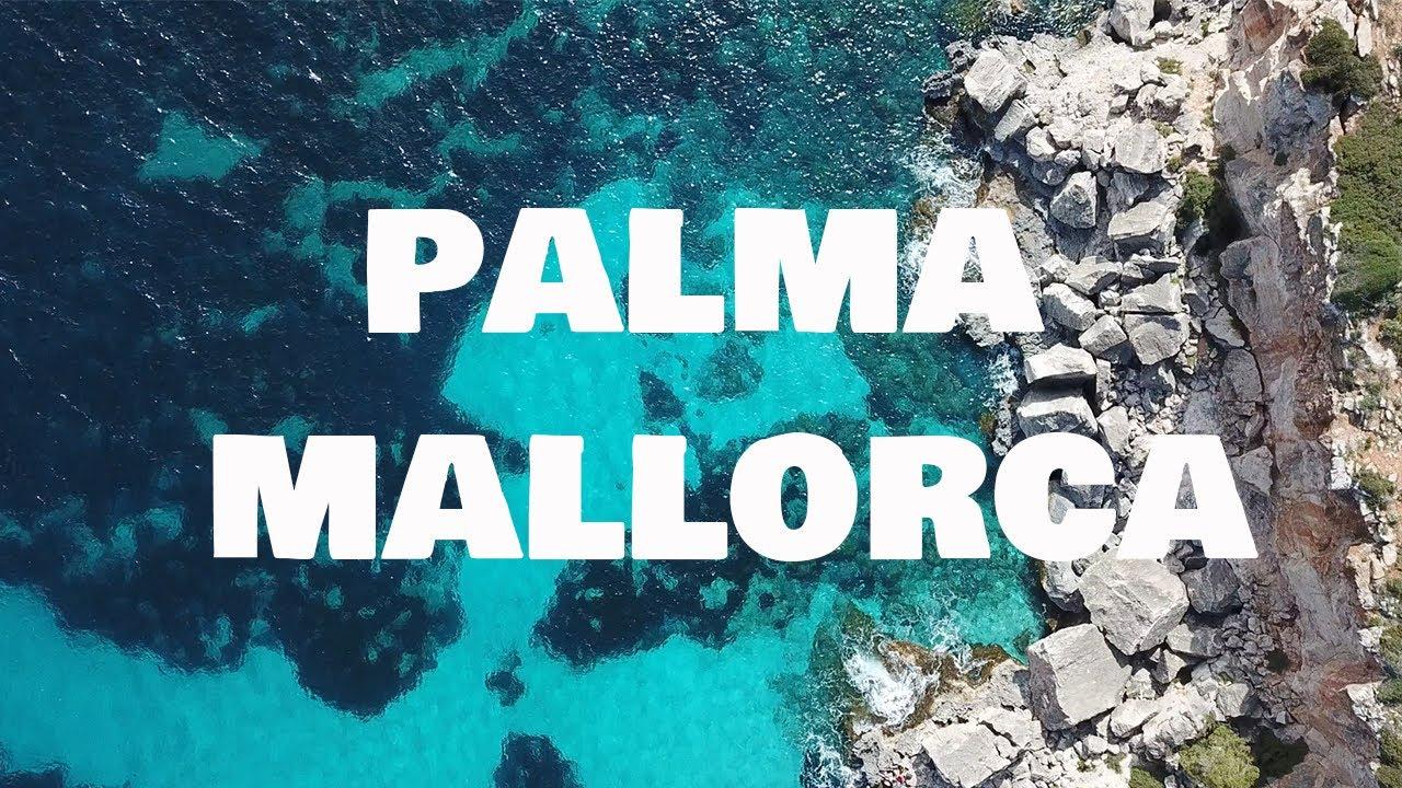DRONE 4K│Palma, Spain