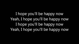 Kygo feat. Sandro Cavazza - Happy Now LYRICS