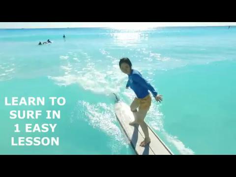 Best Surf School in Cancun 2017