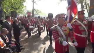 Scotland Says NAW Parade - September 2014 - Edinburgh Part 1
