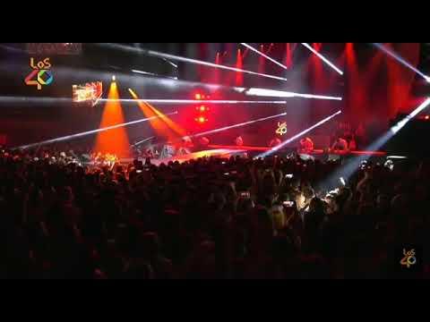 Sweet California primavera pop Madrid Ay dios mío live actuación