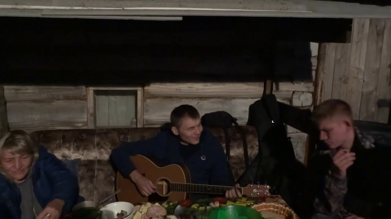 .кап кап кап ,стучит дождик .(кавер песни под гитару )Ефимов Анатолий
