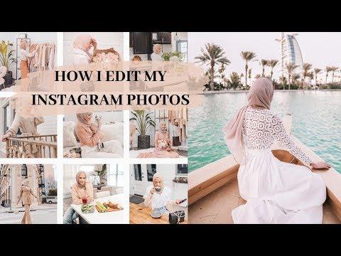 How I Edit My Instagram Photos! Mp3