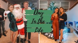 DAY IN MY LIFE | Come to an influencer work party with me!
