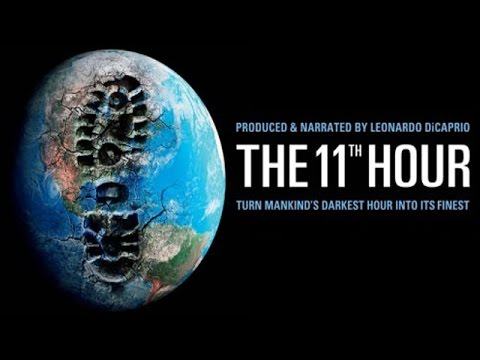 The 11th Hour Movie | Leonardo DiCaprio Talks about the film | Behind The Scenes